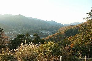 Atsugi, Kanagawa - Nanasawa near Atsugi