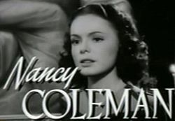 Nancy Coleman in The Gay Sisters trailer.jpg