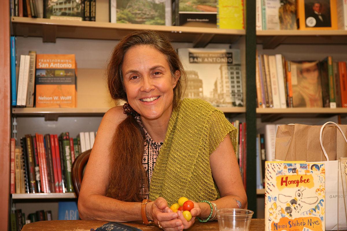 Naomi Shihab Nye - Wikipedia