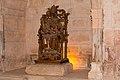 Narbonne-Abbaye de Fontfroide-Pape-20140608.jpg