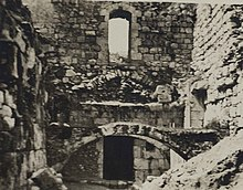 The pool of Bethesda in 1911