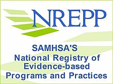 Image result for nrepp included in samhsa's national registry of evidence-based programs and practices