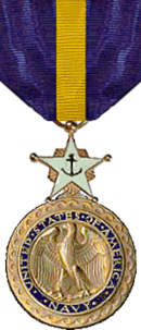 Distinguished service medal united states navy wikipedia for Air force decoration citation