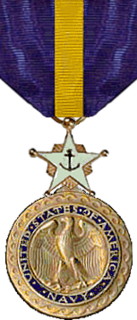 Military decoration of the United States Navy and United States Marine Corps