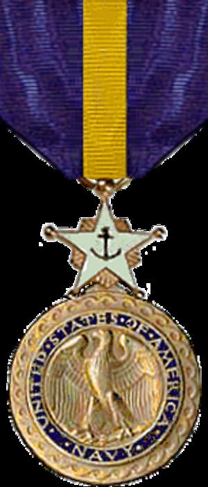 Distinguished Service Medal (United States Navy) - Image: Navy DSM