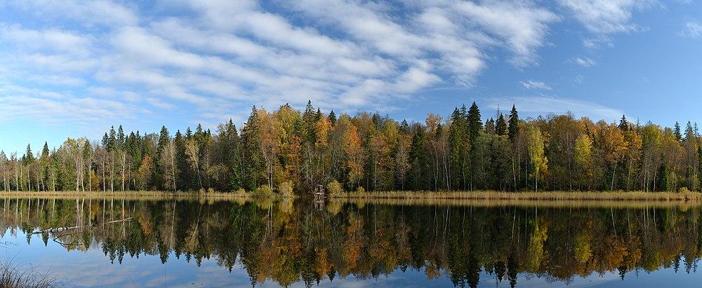 Lake Neeruti Tagajärv