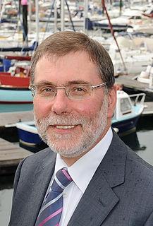 Nelson McCausland Northern Irish politician