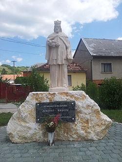 Nepomuki Szent János szobor Csolnok.jpg