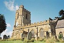 Netherbury, parish church of St. Mary - geograph.org.uk - 519517.jpg