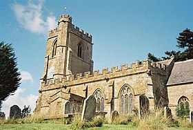 Netherbury, parish church of St. Mary - geograph.org.uk - 519517.jpg