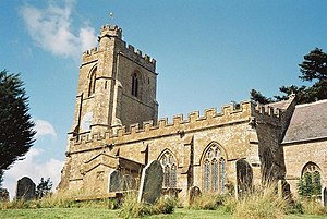 Netherbury - Image: Netherbury, parish church of St. Mary geograph.org.uk 519517