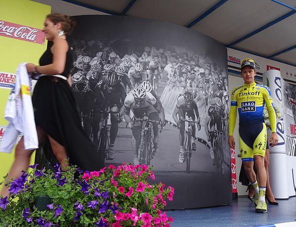Neufchâteau - Tour de Wallonie, étape 3, 28 juillet 2014, arrivée (E20).JPG