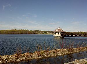 Newark, Delaware - Newark Reservoir, which supplies water to the city
