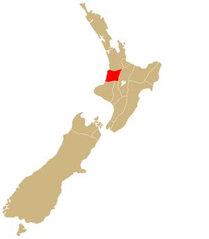 Ngāti Maniapoto - Image: Ngati Maniapoto
