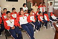 Niños ganadores de las Olimpiadas Especiales Intercantonales visitaron al Alcalde (11106493446).jpg