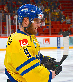 Niclas Andersén Swedish ice hockey player