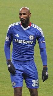 Nicolas Anelka French footballer