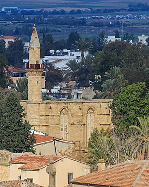 Islam in Cyprus - Image: Nicosia 01 2017 img 19 View from Shacolas Tower