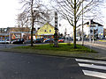Niehl, Niehler Straße, Wegekreuz 1694.jpg
