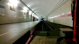 Файл:Night tunnel ride in Saint Petersburg metro.webm