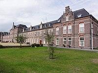 Nijmegen Rijksmonument 522963 Hoofdgebouw Snijderskazerne.JPG