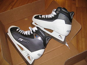 Bauer Hockey - Nike Bauer Supreme One75 goalie skates