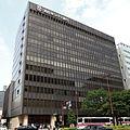 Nishinihon city bank Headquarters annex 2011.jpg