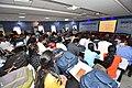 Nisith Ranjan Chowdhury Delivering Lecture - Quality Medical care - SPORTSMEDCON 2019 - SSKM Hospital - Kolkata 2019-03-17 3476.JPG