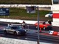 Nissan GTR R35 Versus Chevy Chevette on Drag Strip.jpg