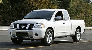 Nissan Titan - 2004 Nissan Titan King Cab