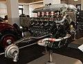 Nissan VRH35Z engine front Nissan Engine Museum.jpg