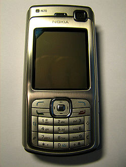 Nokia N70 — Википедия