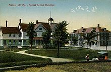University of maine at presque isle wikipedia aroostook state normal school in 1908 now the university of maine at presque isle sciox Gallery