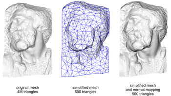 Normal mapping Wikipedia