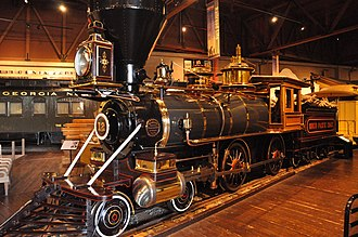 California State Railroad Museum - North Pacific Coast 12