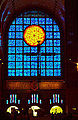 North facade window & cross - Basilica of Aparecida - Aparecida 2014 (2).jpg