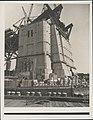 Northern abutment for the Sydney Harbour Bridge, 1928 (8282687803).jpg