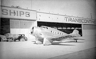 Northrop Delta Single -engined passenger transport aircraft
