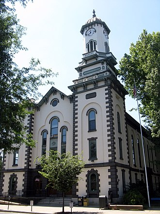 Northumberland County, Pennsylvania - Image: Northumberland County Courthouse Sunbury, PA