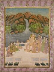 Portrait of Sardar Singh (Son of Savant Singh, 1730–68)