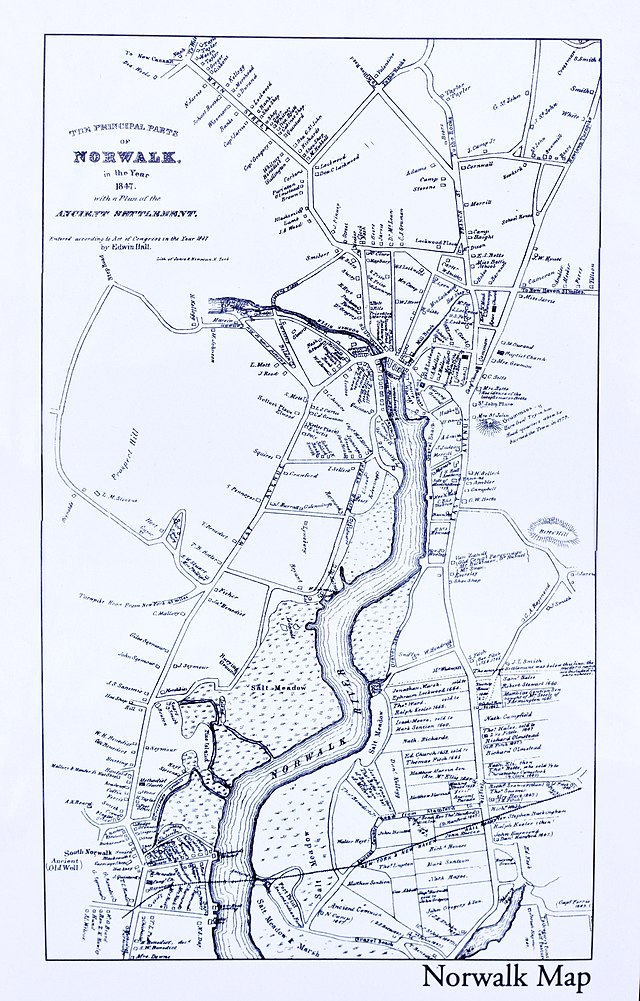 History of Norwalk, Connecticut - Wikiwand