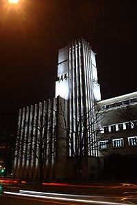 Novi Sad, Bulevar Mihajla Pupina, budova vlády Vojvodiny II.jpg