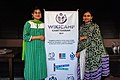 Nusrat Mimi & Israt Jahan Mitu, Wikicamp Chattogram, 2019.04.20 (01).jpg