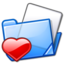 Nuvola filesystems folder favorite.png