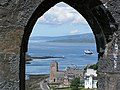 Oban Cathedral from McCaig's Tower - geograph.org.uk - 204156.jpg