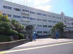 Ochiai Junior High School 20141004.JPG
