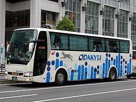 ニューブリーズ号(小田急シティバス)
