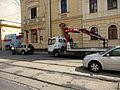 Odtah auta, Hybešova, Brno (2).jpg