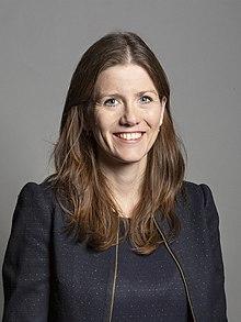 Officieel portret van Michelle Donelan MP crop 2.jpg