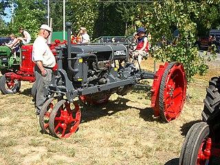 Farmall Creation of the Farmall F12G tractor in 1937
